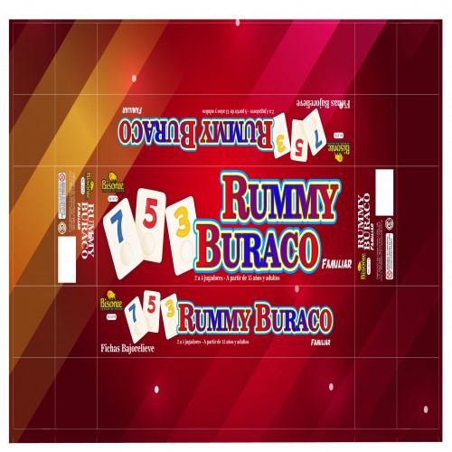 RUMMY BURAKO FAMILIAR  2018