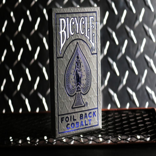 BICYCLE FOIL RAIDER BACK BLUE
